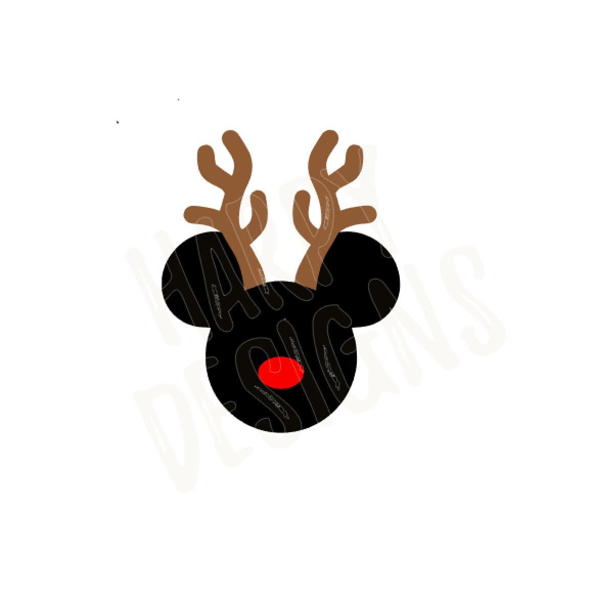 Deer Head Svg Cricut
