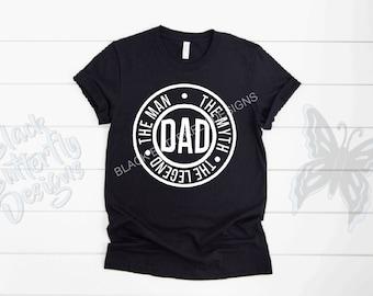 Dad Myth Legend