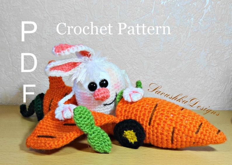 Crochet Airplane Amigurumi Free Patterns | 564x794