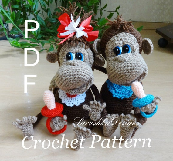 Amigurumi Doll Pacifier Baby Free Crochet Pattern - Crochet.msa.plus   532x570