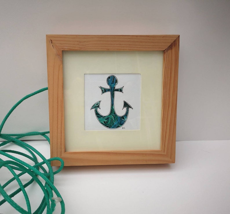 Ghostrope anchor.