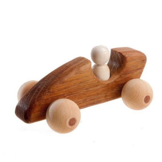 Sportcar formule 1, jouet à tirer, les jouets en bois