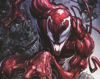 SYMBIOTE Enamel Pin  venom amazing spiderman carnage lethal protector