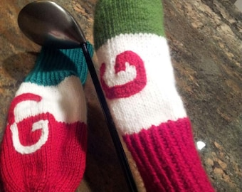 Hand Knitted or Crocheted Custom Sports Accessories
