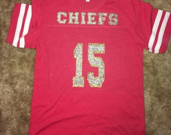 Mahomies Chiefs T-Shirt Jersey 15b115a59