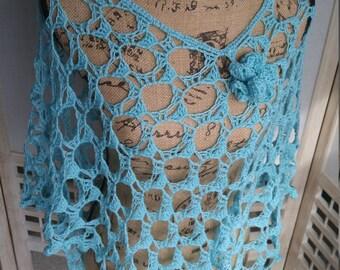 Crochet Calypso Capelet