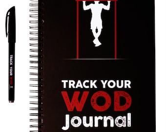 exercise journal etsy