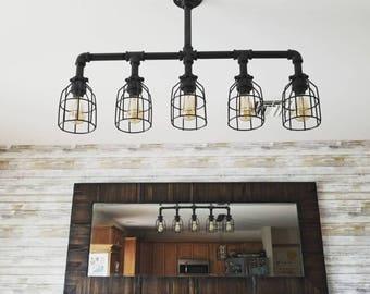 Kitchen Lighting Etsy