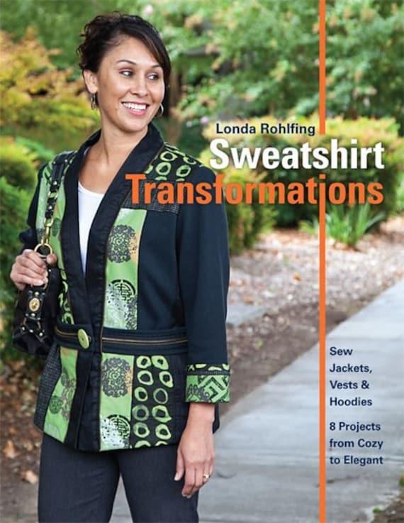 Sweatshirt Transformationen Sweatshirt Muster Sweatshirt | Etsy