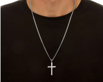 FREE shipping in the USA Cross Ceramic Pendant
