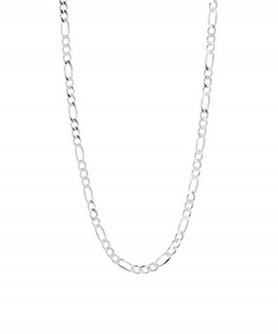 14K Yellow Gold Unisex Kids 0.75MM Cable Link Chain Necklace