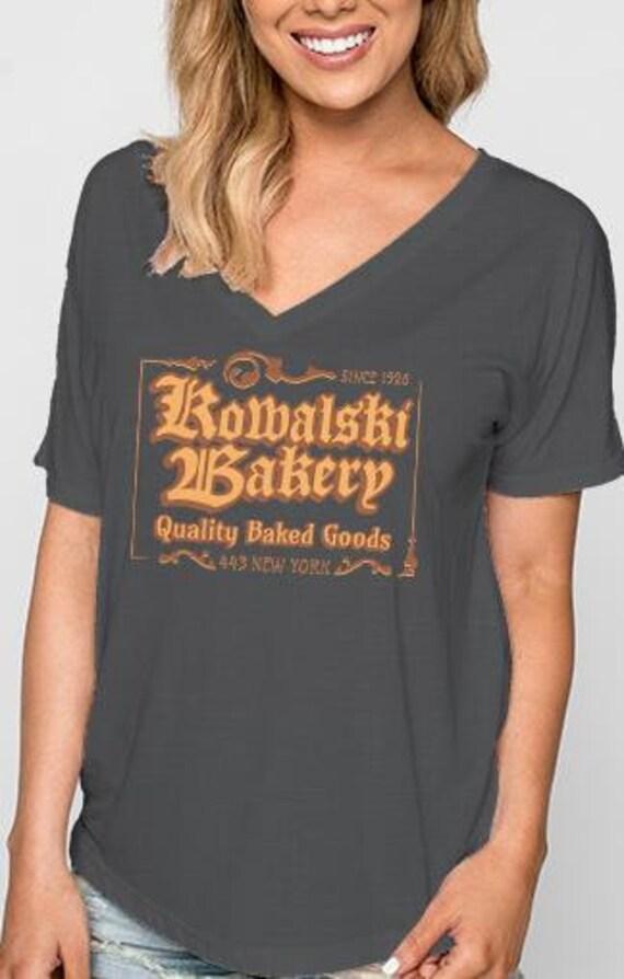92a438ca Fantastic Beasts Inspired Kowalski Bakery Ladies V Neck Tee | Etsy