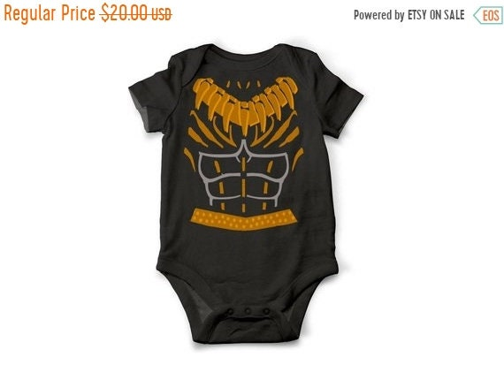 Golden Jaguar Costume Bodysuit | Black Panther |