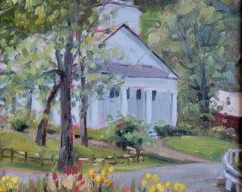 Barnard Vermont Church