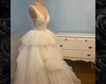 Wedding Dress Lace A-line
