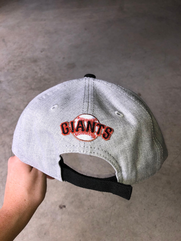 868fe396d599e1 ... Gift for Her - MLB Season - Giants lover Bling - Hat. gallery photo  gallery photo ...