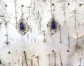 Navajo Earrings Design 12