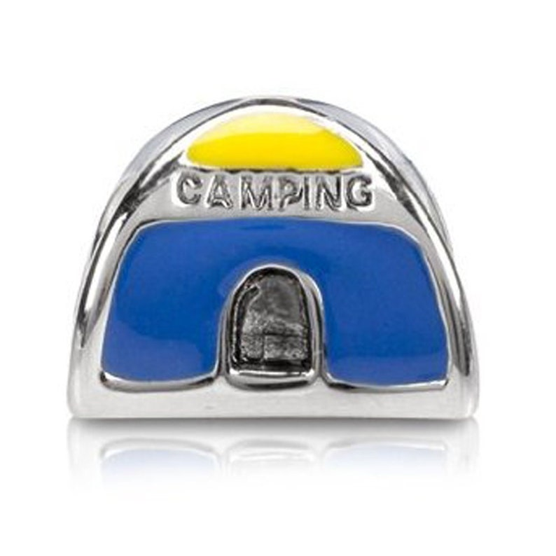 charm pandora camper