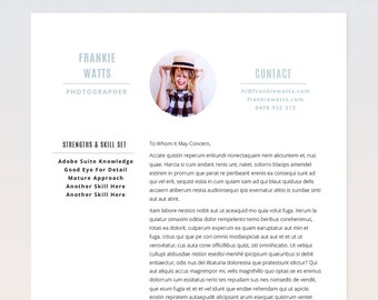 resume cover letter and fonts template pack curriculum vitae microsoft word and apple pages frankie personalised resume download pack