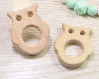 5pcs Organic Wooden Teethers Tortoise 72x50mmBaby Gift Handmade TeethingBeech Teething ToyWooden Teething AnimalsDIY Teething Eco Toy