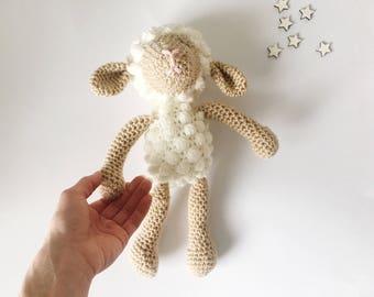 Little baby lamb