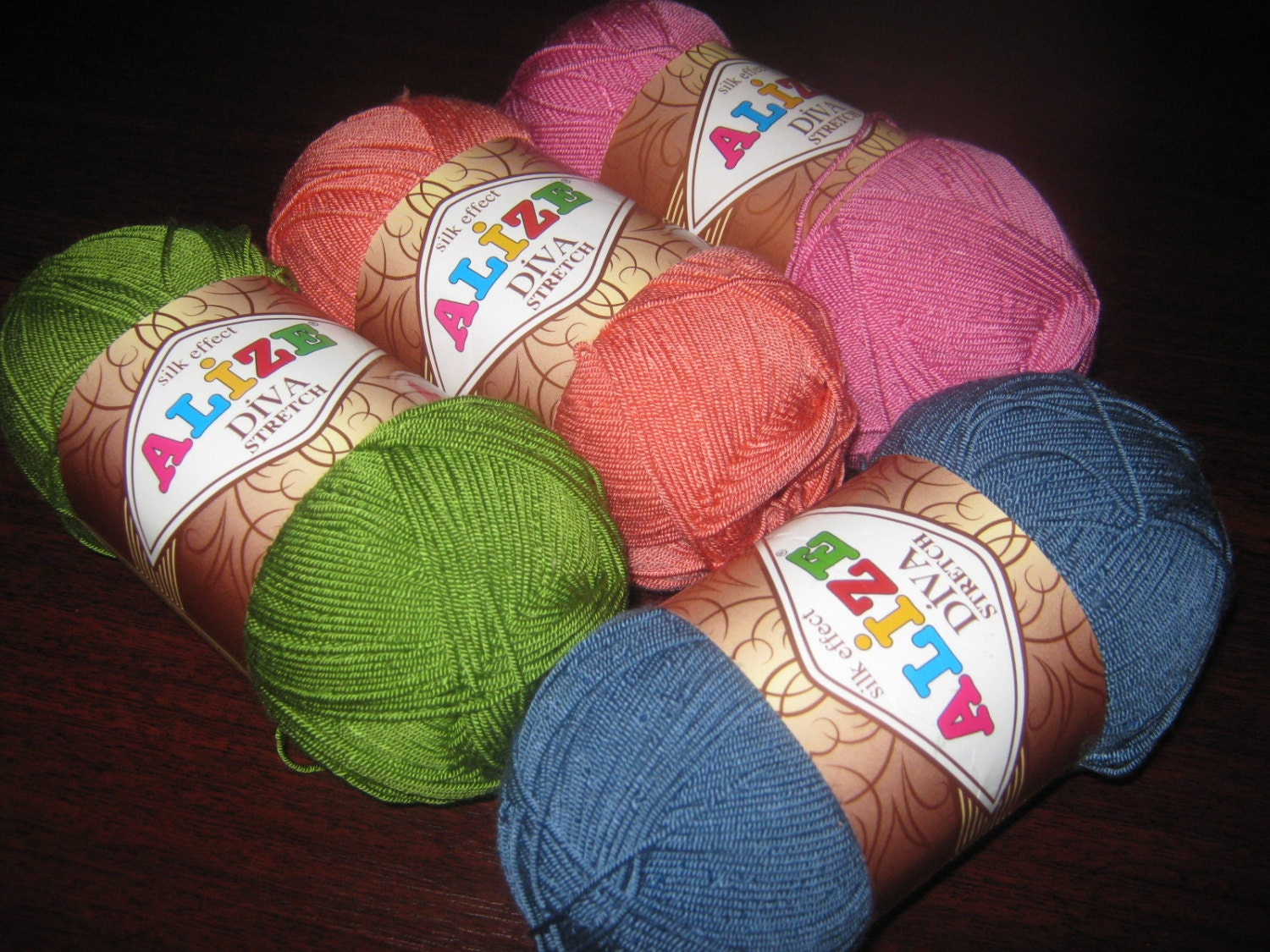 Yarn Alize: properties, features, reviews 42