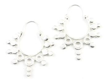 Harsa Earrings,  Boho Earrings, Tribal Earrings, Festival Jewelry, Gypsy Earrings, Ethnic, Yoga