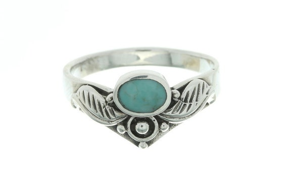 Desert Bird Turquoise Ring, Sterling Silver Turquoise, 925, Boho, Gypsy, Festival Jewelry, Gemstone, Southwestern