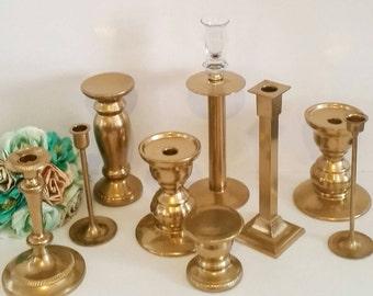a73b8f96e7e Gold candle holders