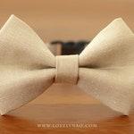 Maple Leaf Cat Bow Tie Collar