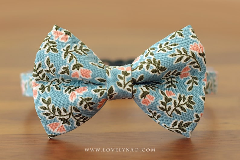 Daily Delight Cat Bow Tie Collar image 0