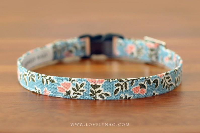 Daily Delight Cat Collar image 0