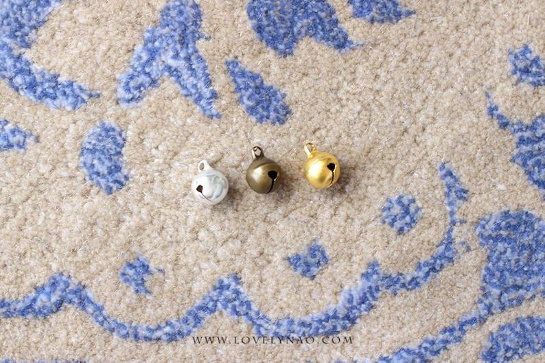Cat Bell  Standard Bell / Cat Collar Bell / Pet Collar Bell / image 0