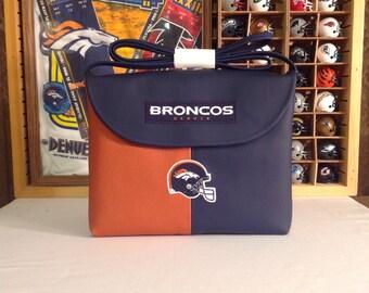 Denver Broncos Cross Body Purse