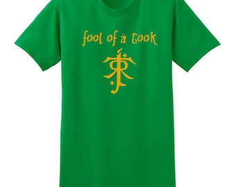 "T Shirt ""Fool of a Took"""