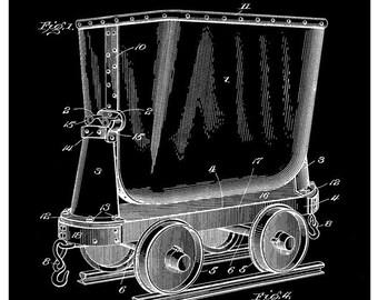 ORIGINAL CRATE LABEL VINTAGE REDLANDS PURE GOLD MINER 1930S BRONZED MINING