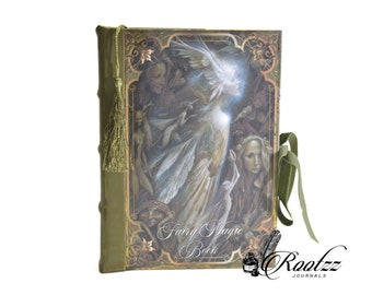 Junk Journal Fairy Magic Book (pre order)