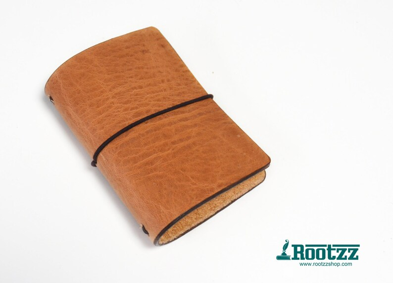 Passport Traveler's notebook cognac  midori like image 0