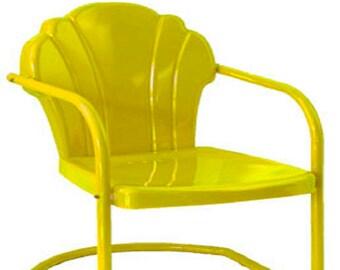 Torrans Parklane Retro Metal Chair