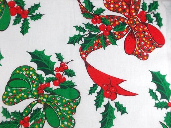 image 0 - Vintage Christmas Fabric