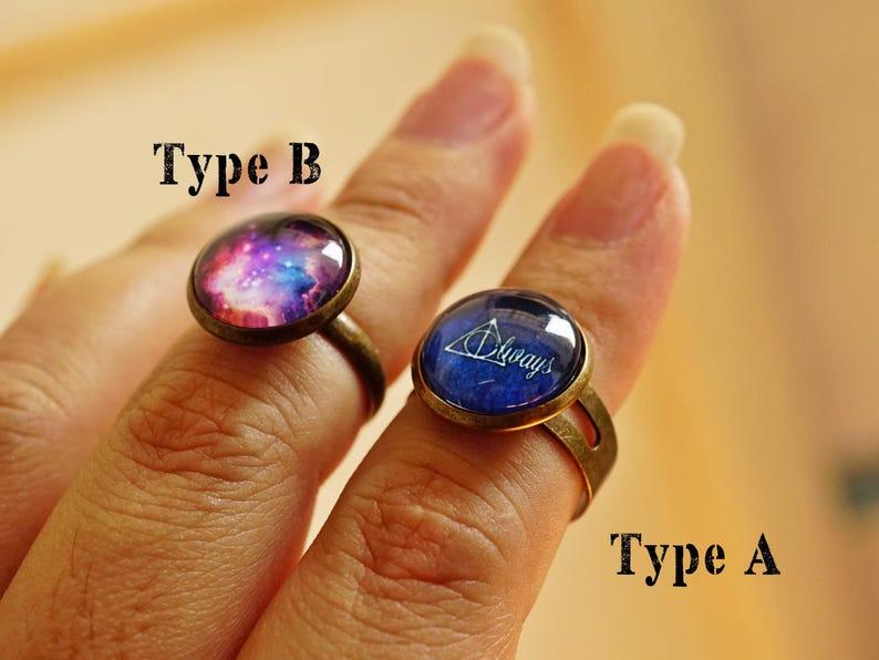 universe Rings planet Rings Jupiter Jewelry Jupiter Rings space Rings galaxy Rings