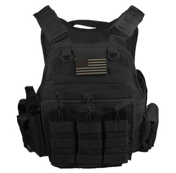 TAC 2XL to 3XL Operator Plate Carrier   Molle  No Plates Vest Only  cce4b196f8a