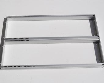 6U Eurorack Frame - 84HP, 104HP, 126HP