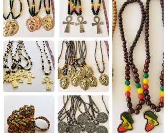 African Jewelry accessories