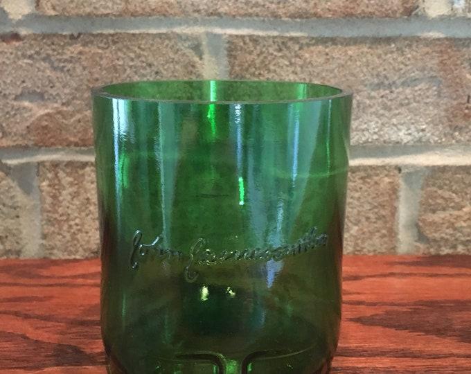 Jameson Whiskey Rocks Glass made from 1 Liter Bottle