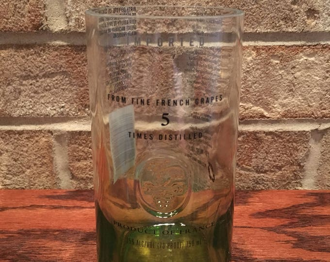Ciroc Vodka Green 750ml Bottle Tall Drinking Glass