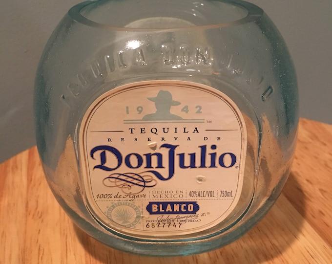 Don Julio Vodka 750ml Bottle Bowl