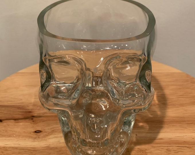 Crystal Head Vodka Up-Cycled Bottle