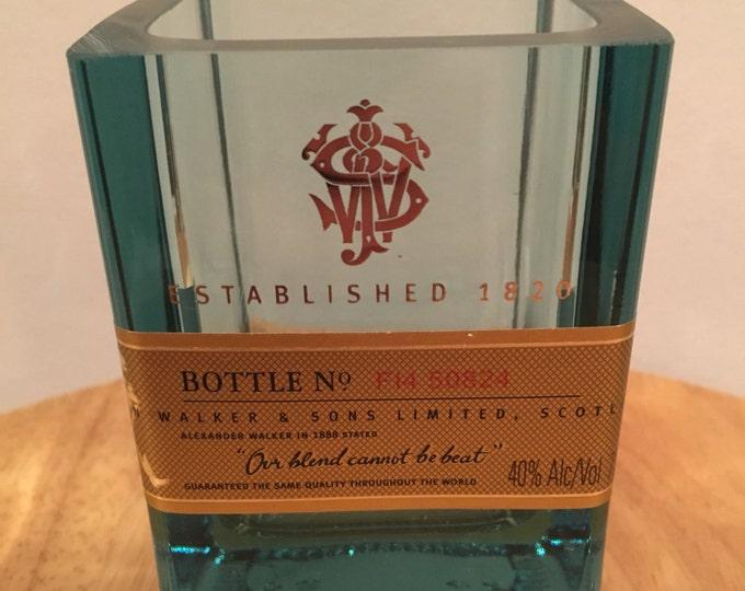Johnnie Walker Blue Label 750ml Bottle Rocks Glass