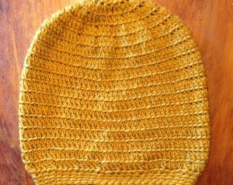 Crochet Tam, Slouchy Hat